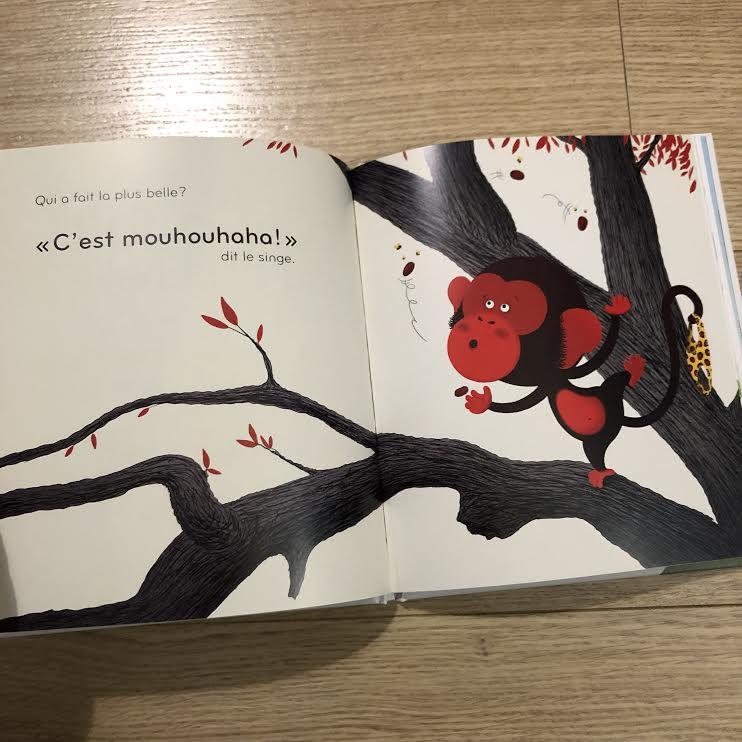 livre qui a fait la plus belle ?