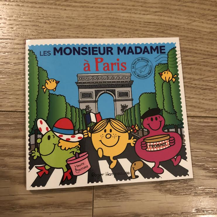 Monsieur Madame à Paris
