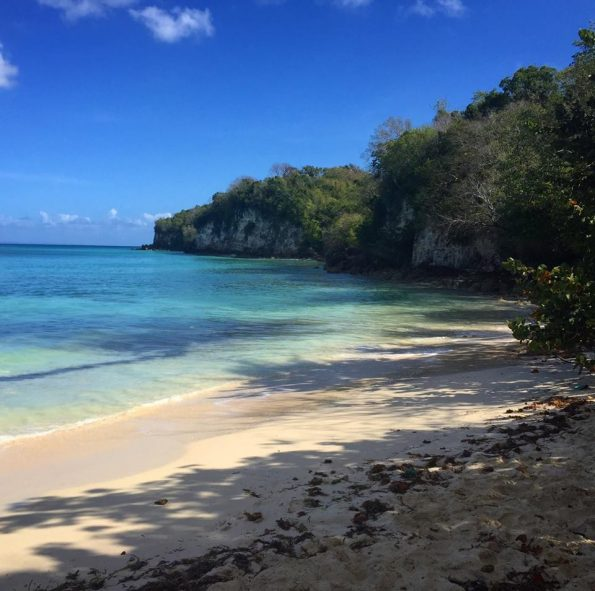 Anse Canot Marie Galante