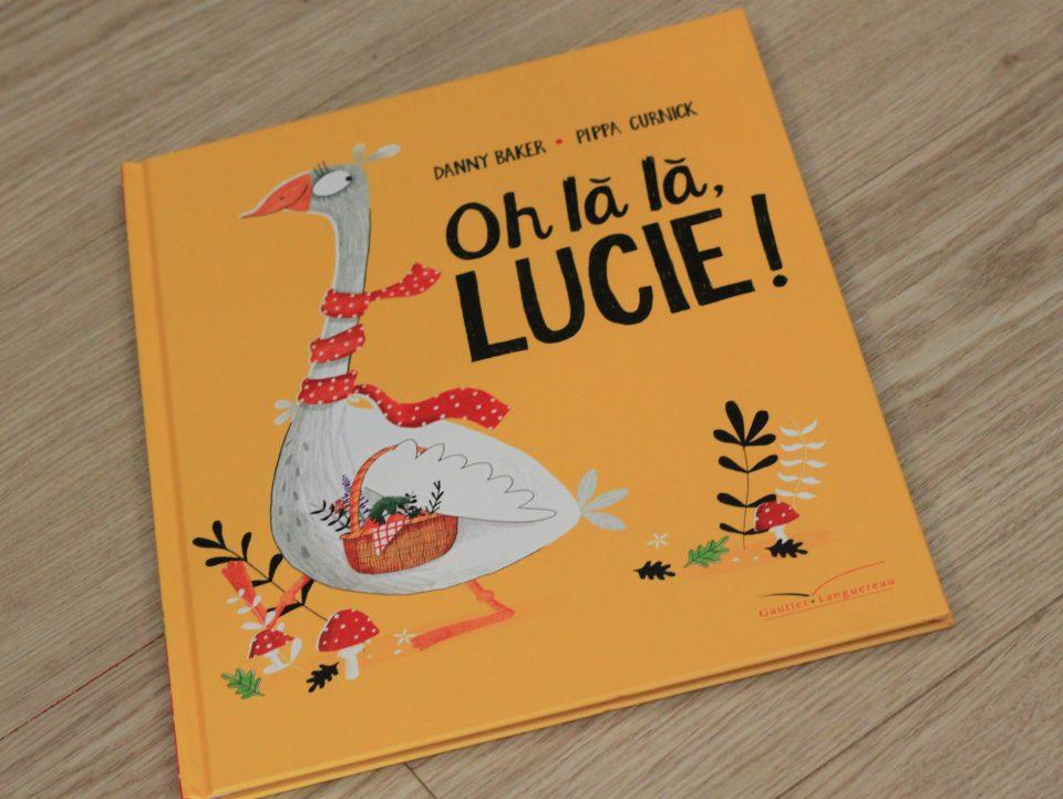 Oh là là, Lucie!