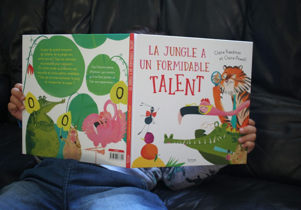 La jungle a un formidable talent