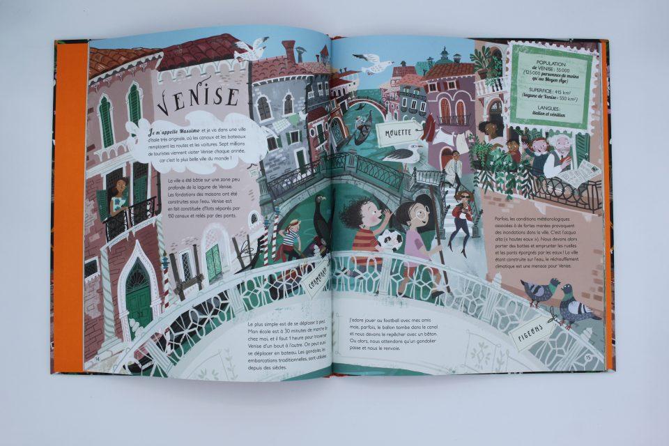 Voici notre monde - Éditions Kimane