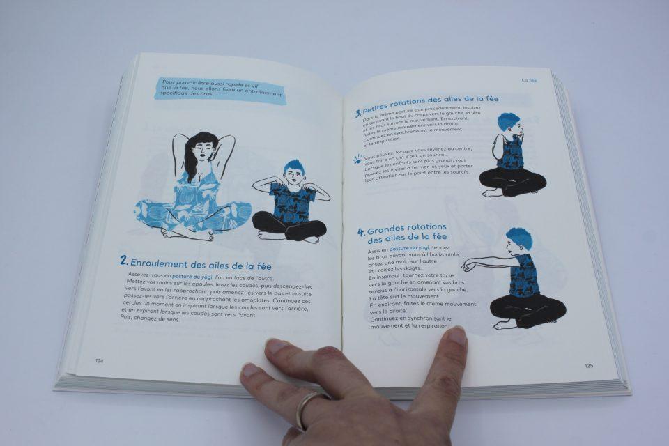 Yoga avec son enfant - First Éditions