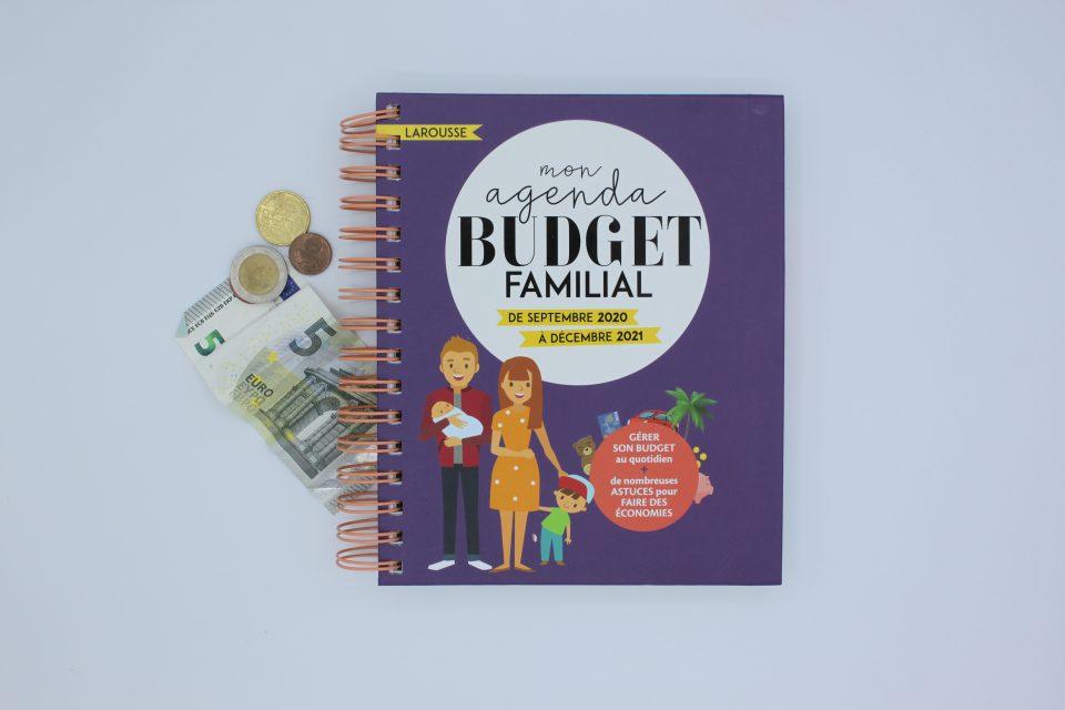 Mon agenda budget familial Larousse