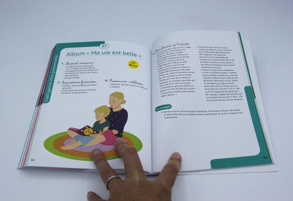 100 jeux pour stimuler les intelligences multiples de son enfant