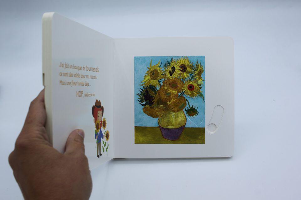 Tralal'Art - Petit Van Gogh