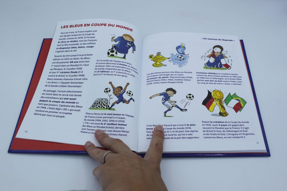 Simplissime - Le livre pour tout savoir sur le foot le + facile du monde