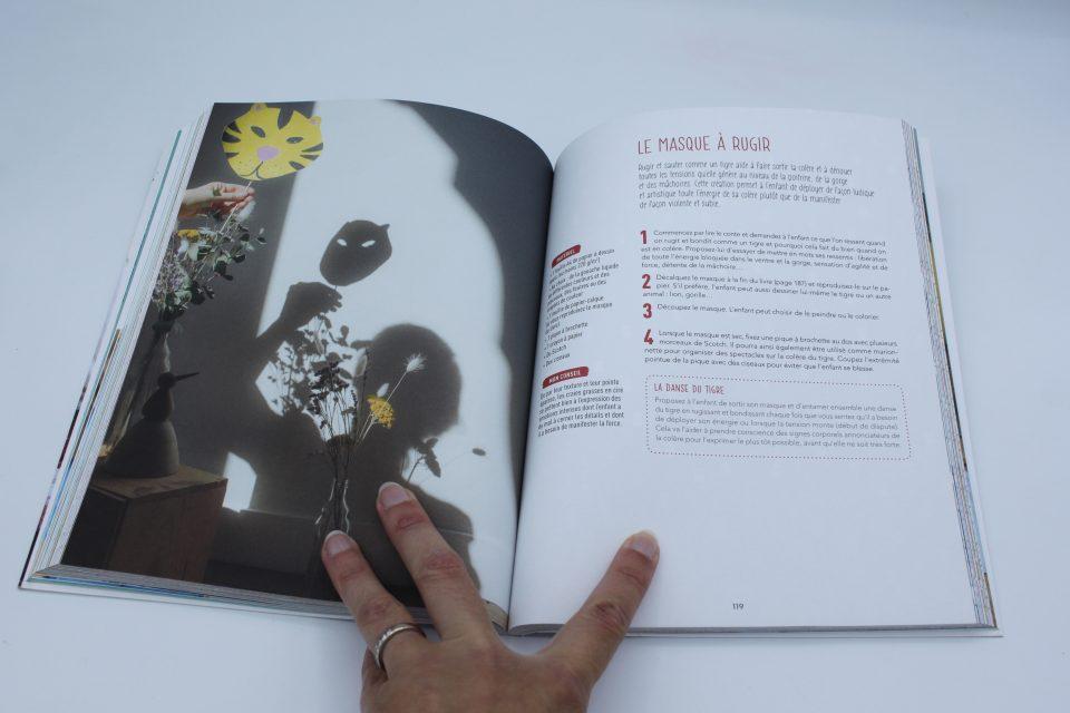 L'atelier des émotions - Éditions Eyrolles