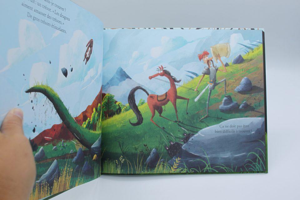 Sur la piste des dragons - Éditions Kimane