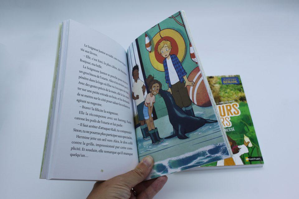 Soigneurs Juniors - Éditions Nathan en collaboration avec le Zoo de Beauval