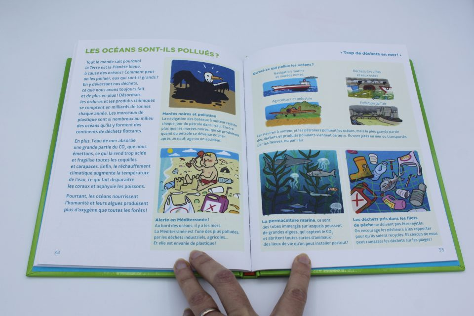 Simplissime le livre pour tout savoir sur l'écologie le + facile du monde