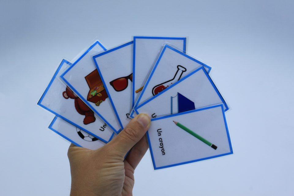 cartes à conter