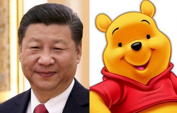 Xi_Jinping Winnie l'ourson