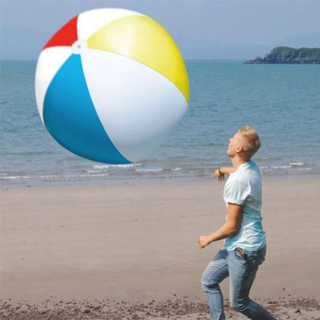 ballon-de-plage-gonflable-geant