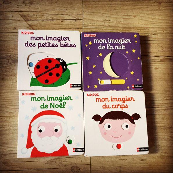 La Collection De Livres Imagiers De Chez Kididoc
