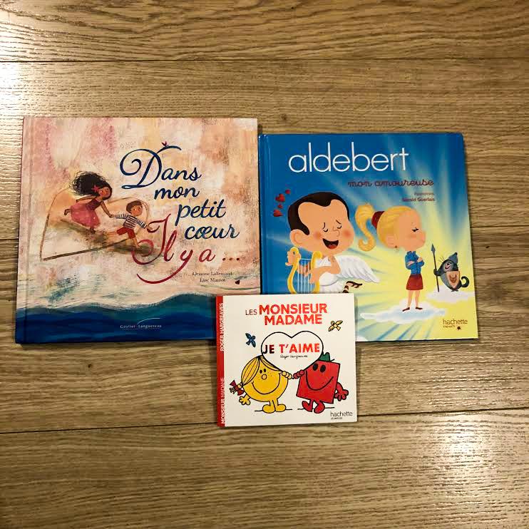 Livres St Valentin