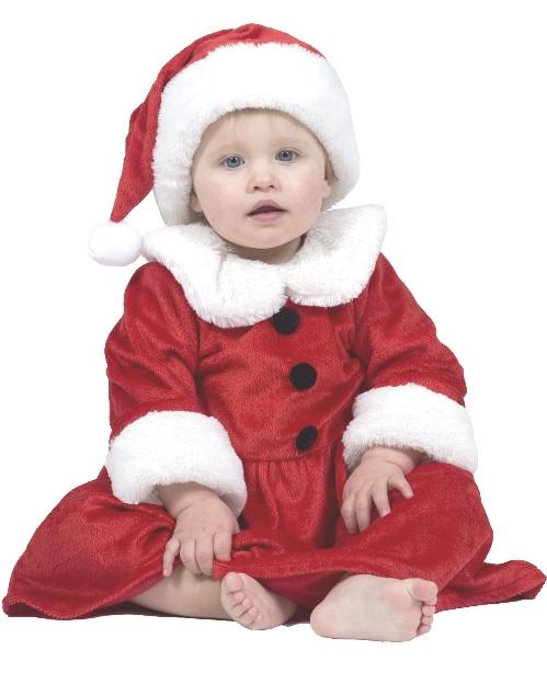 a41fdd8b554e6 16 idées de tenues de Noël pour votre bébé.