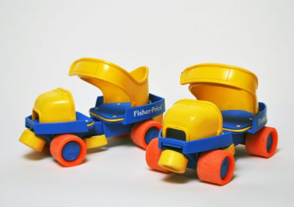 rollers fisher price