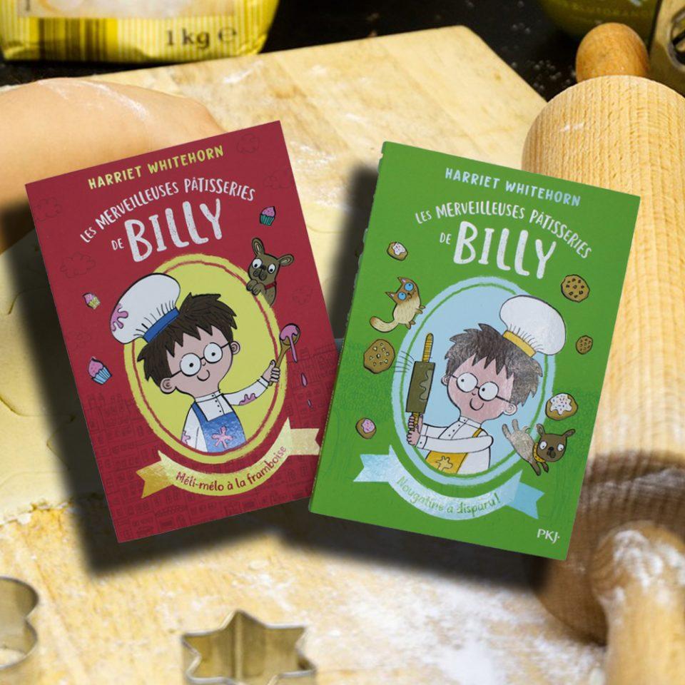 Les merveilleuses pâtisseries de Billy - Pocket Jeunesse