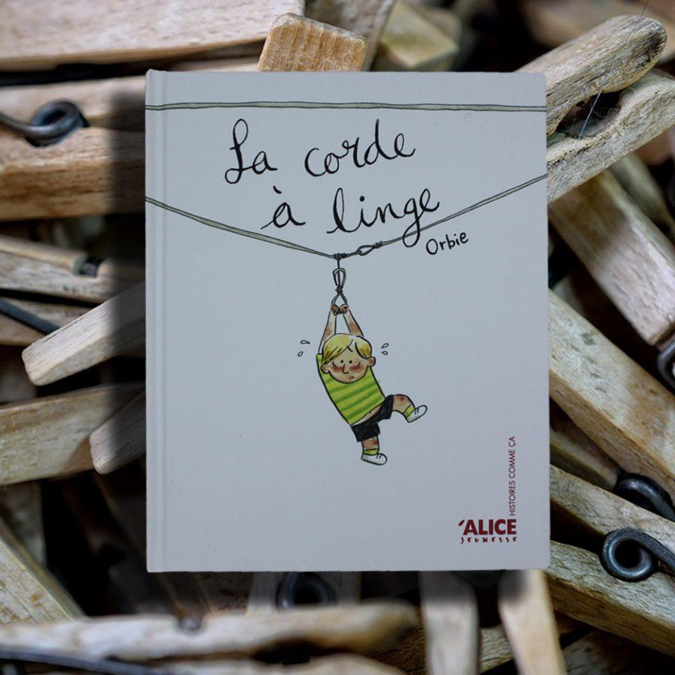La corde à linge - 'Alice Jeunesse