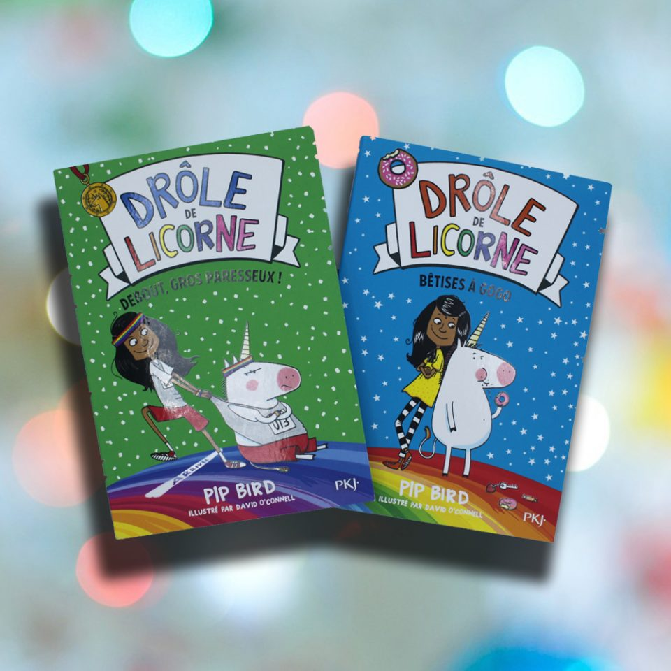 Drôle de licorne - Pocket Jeunesse Junior