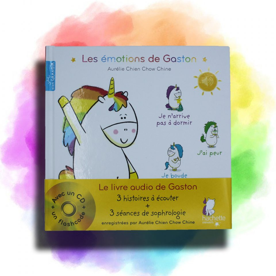 Le livre audio de Gaston - Mon recueil à écouter
