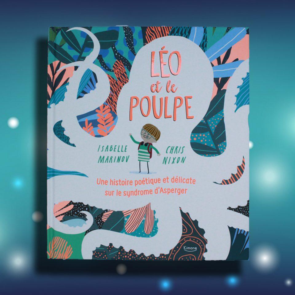 Léo et le poulpe - Éditions Kimane
