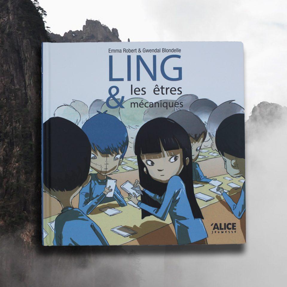 Ling & les êtres mécaniques