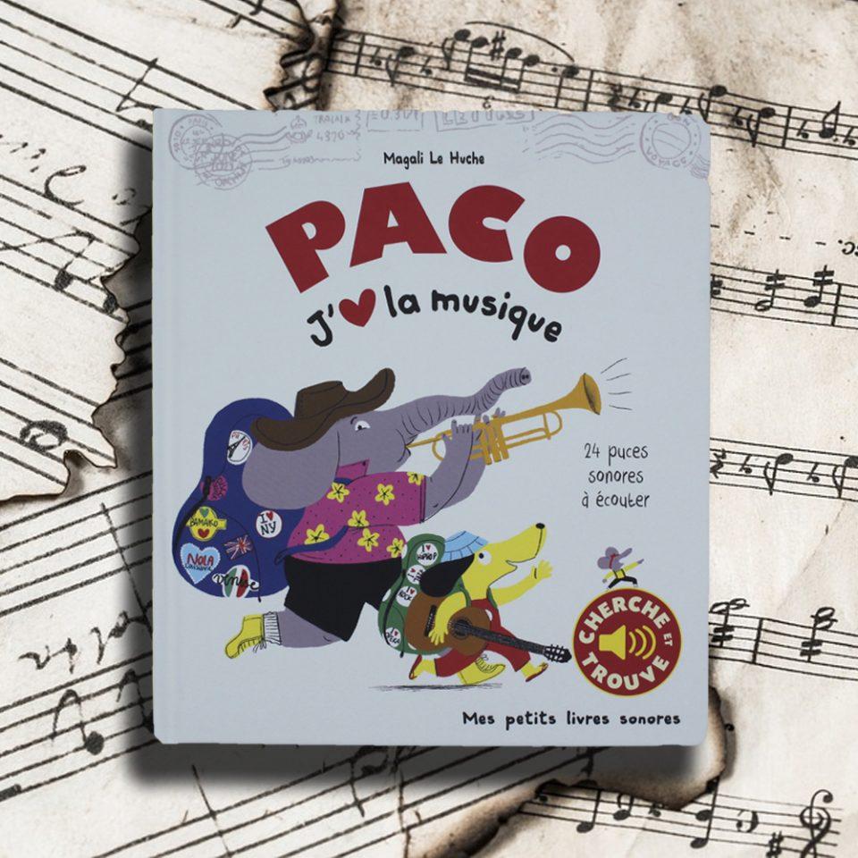 Paco - J'aime la musique