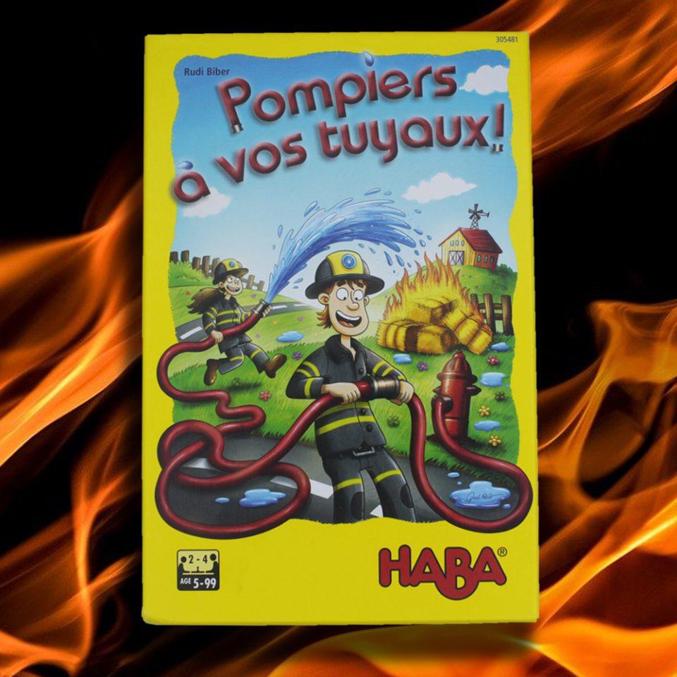 Pompiers à vos tuyaux !