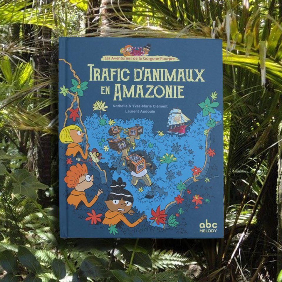 Trafic d'animaux en Amazonie - ABC Melody
