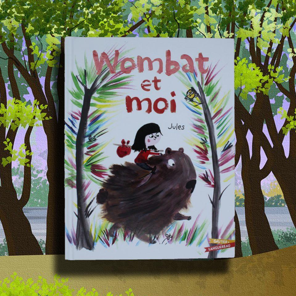Wombat et moi - Gautier Languereau