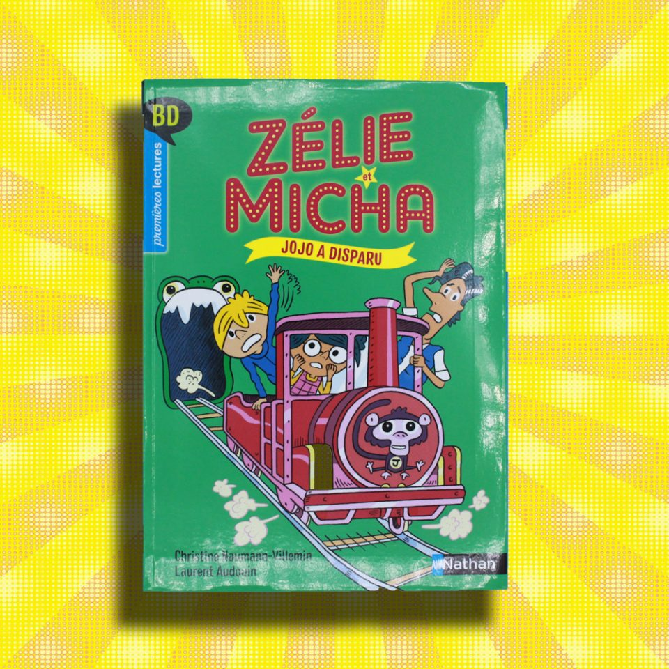 Zélie et Micha - Jojo a disparu