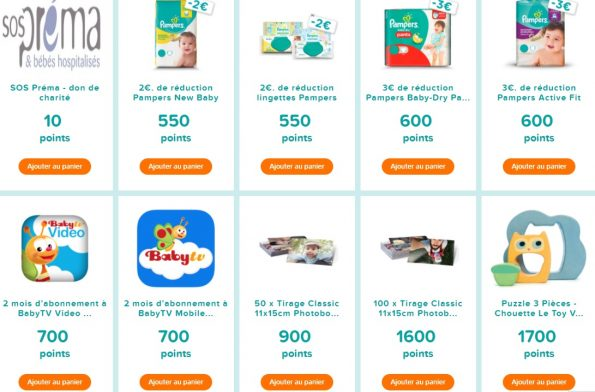 récompenses pampers1